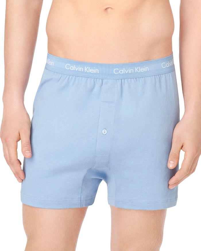 5bdc5bc3b8 Calvin Klein - Cotton Classics Knit Boxers