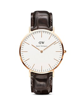 Daniel Wellington - Classic York Watch, 40mm