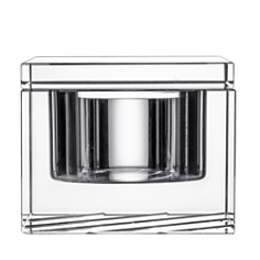 Orrefors Stripe Collection Covered Box - Bloomingdale's Registry_0