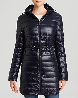 Dkny Coat - Cassidy Hooded at Bloomingdale's