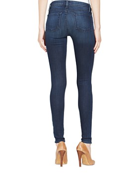 J Brand - 620 Mid Rise Super Skinny Jeans in Fix