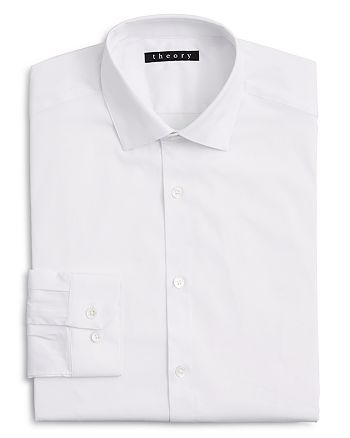 5d01e8c1aad Theory Dover Dress Shirt - Slim Fit - 100% Exclusive | Bloomingdale's