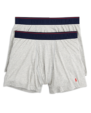Ralph Lauren Supreme Comfort Boxer Briefs, Pack of 2