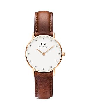 daniel wellington female daniel wellington classy st andrews watch 26mm