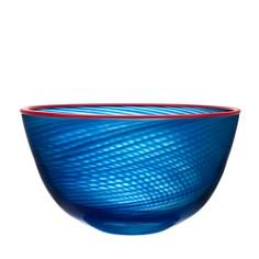 Kosta Boda Red Rim Bowl - Bloomingdale's_0