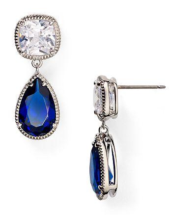 Carolee - Uptown Girl Double Drop Earrings