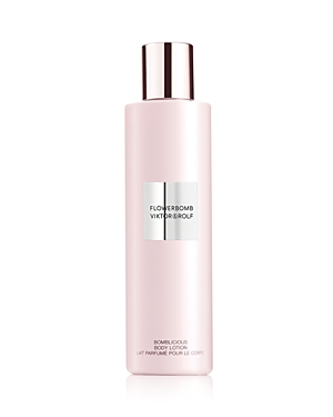 viktor rolf female viktor rolf flowerbomb body lotion