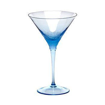 Moser - Pebbles Martini Glass