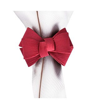 Juliska - Tuxedo Napkin Ring, Ruby