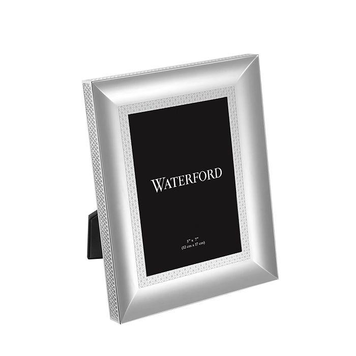 """Waterford - Lismore Diamond Frame, 5 x 7"""""""