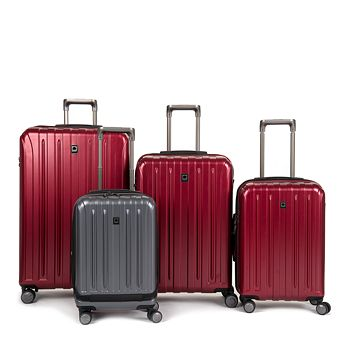 Delsey - Titanium Luggage Collection