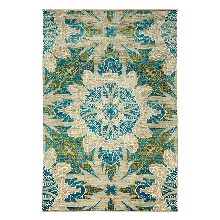 "Bloomingdale's - Adina Collection Oriental Rug, 6'4"" x 9'3"""