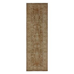 Bloomingdale's Oushak Collection Oriental Rug, 3'4 x 10'8