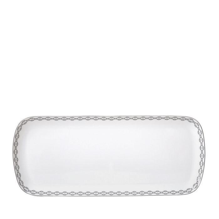Bernardaud - Loft Rectangular Cake Plate