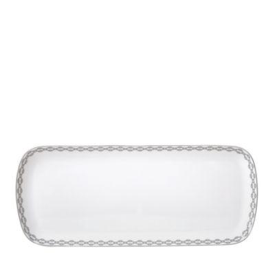 Bernardaud Loft Rectangular Cake Plate  sc 1 st  Bloomingdale\u0027s & Bernardaud Loft Rectangular Cake Plate | Bloomingdales\u0027s