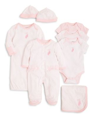Girls' Prima Ballerina Footie - Baby
