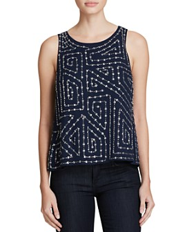 Walter - Olivia Sequin Top