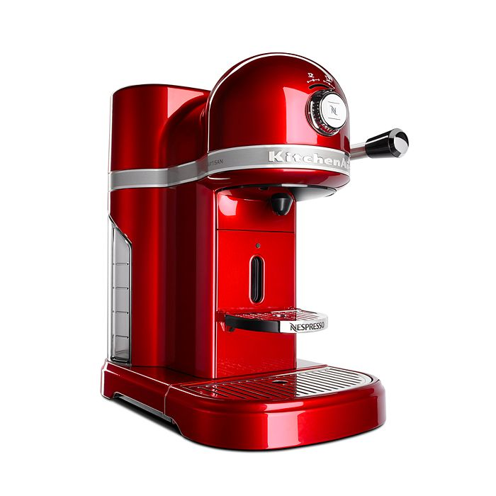 KitchenAid - Nespresso System with Milk Frother #KES0504