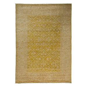 Oushak Collection Oriental Rug, 6'4 x 9'