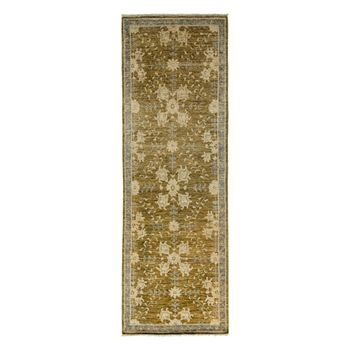 """Bloomingdale's - Oushak Collection Oriental Rug, 3'4"""" x 9'10"""""""