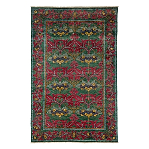 Morris Collection Oriental Rug, 4'10 x 7'10