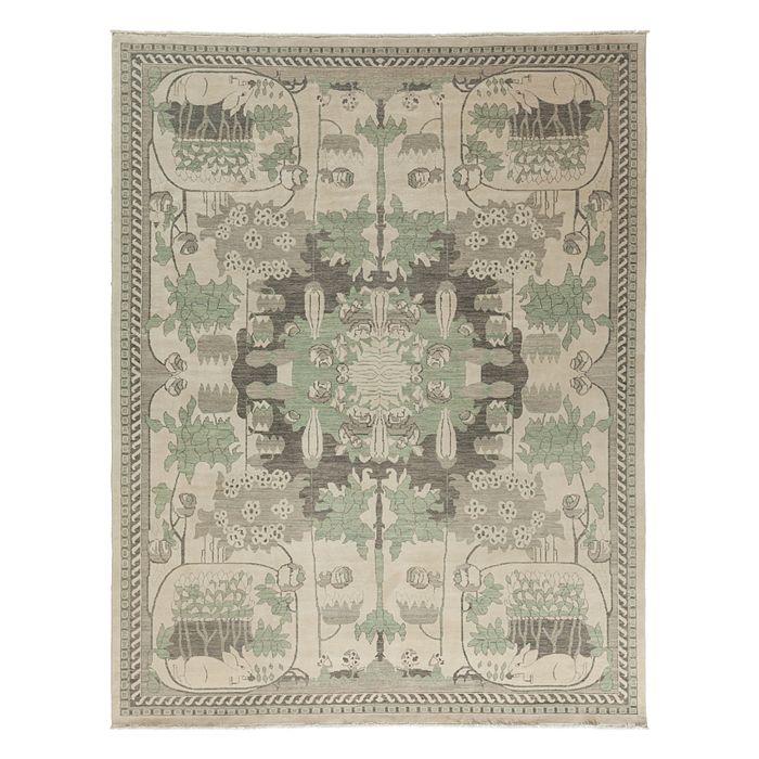 "Bloomingdale's - Shalimar Collection Oriental Rug, 9'1"" x 11'9"""