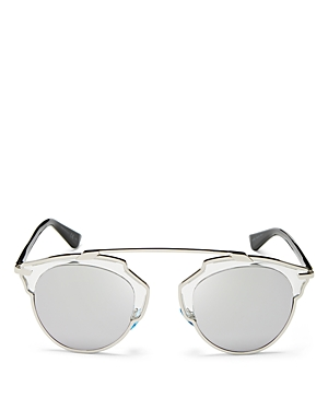 Dior Women\\\'s So Real Mirrored Sunglasses, 48mm-Jewelry & Accessories