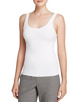 Theory - Len Tubular Stretch Jersey Tank Top