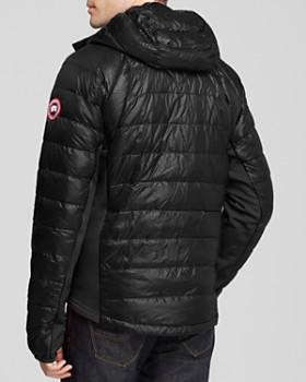 Canada Goose - Hybridge Lite Hooded Down Jacket