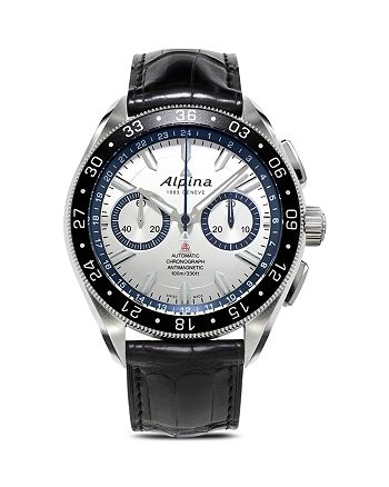 Alpina - Alpiner 4 Automatic Chronograph Watch, 44mm