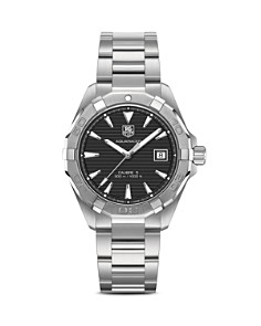 TAG Heuer Aquaracer Calibre 5 Automatic Watch, 40.5mm - Bloomingdale's_0