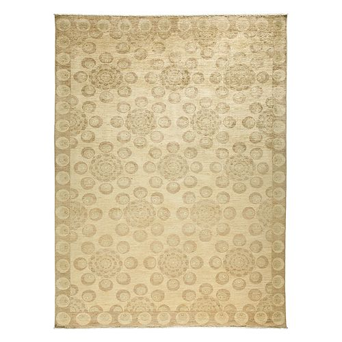"""Bloomingdale's - Oushak Collection Oriental Rug, 8'10"""" x 12'1"""""""