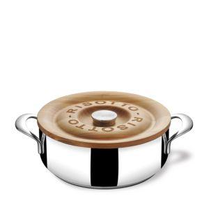 Lagostina La Risottiera 4-Quart Risotto Pan