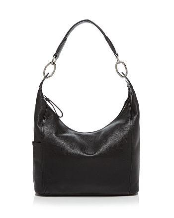 ad21a1791f46 Longchamp - Le Foulonne Small Leather Hobo