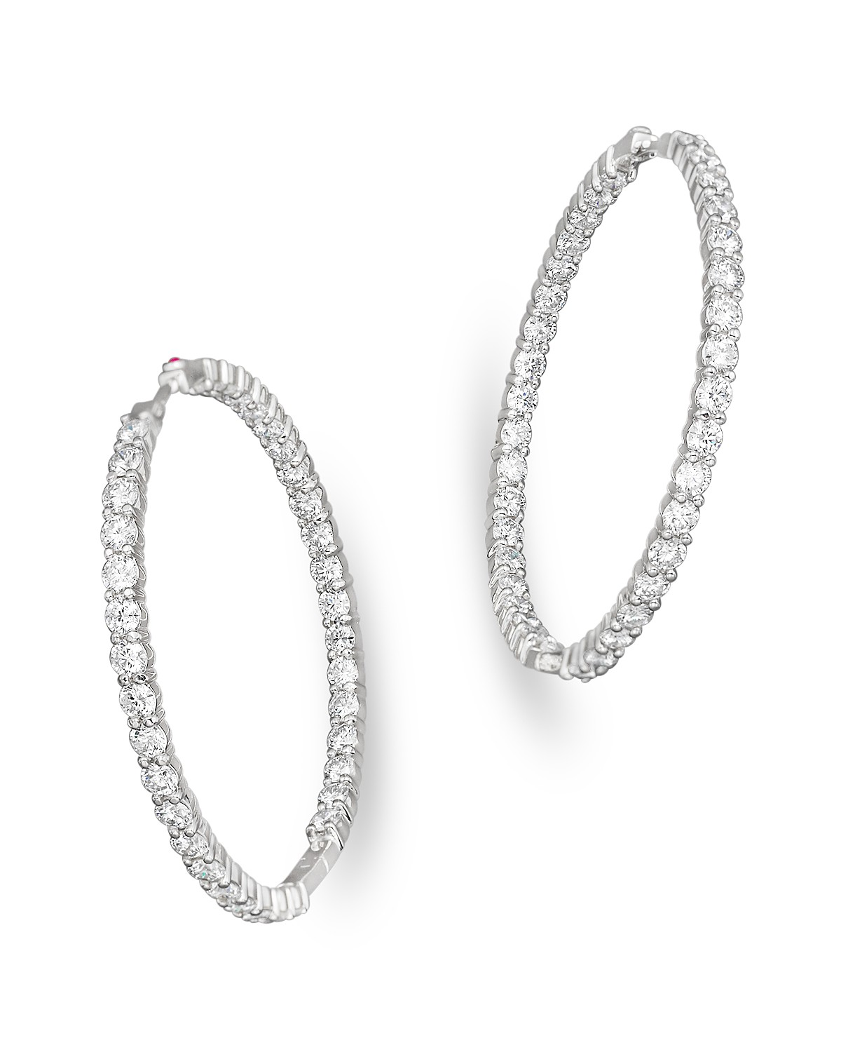 inside out more jewelry for l id diamond j chopard set by wide img at sale diamonds hoop large featuring gold white earrings