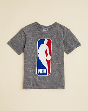 Junk Food Boys' Nba Logo Tee - Sizes M-xl