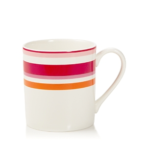 kate spade new york Wickford Cafe Stripe Accent Mug  100 Exclusive