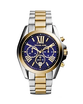 Michael Kors - Bradshaw Two-Tone Watch, 43mm