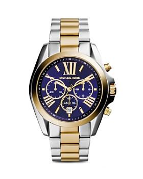 Michael Kors - Bradshaw Two-Tone Watch, 43mm