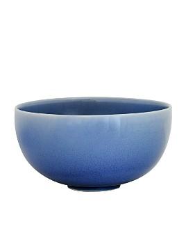 Jars - Tourron Blue Chardon Serving Bowl