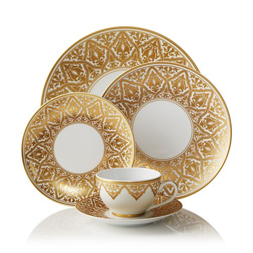 Bernardaud - Venise Dinnerware Collection