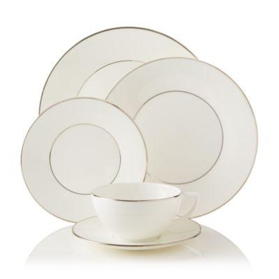 Jasper Conran at Wedgwood  Platinum  Dinnerware  sc 1 st  Bloomingdaleu0027s & Jasper Conran at Wedgwood