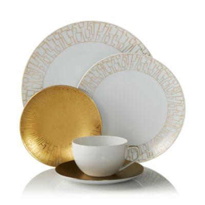 Rosenthal Tac Gold Dinnerware - Bloomingdale\u0027s Exclusive  sc 1 st  Bloomingdale\u0027s & Rosenthal Tac Gold Dinnerware - Bloomingdale\u0027s Exclusive ...
