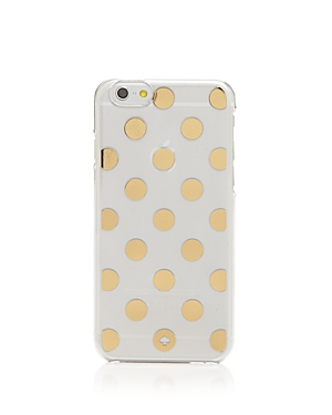 kate spade new york Le Pavillion Clear iPhone 6/6s Case