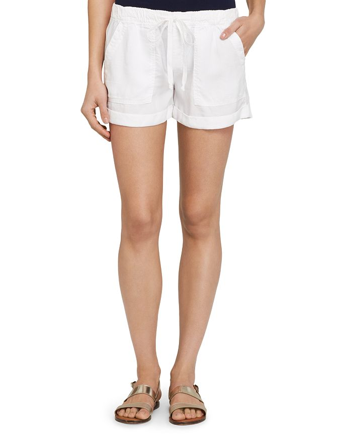 Bella Dahl - Easy Pocket White Shorts