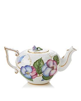 Anna Weatherley - Garden Delights Teapot - Bloomingdale's Exclusive