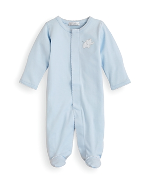 Kissy Kissy Boys' Pique Elephant Footie, Baby - 100% Exclusive