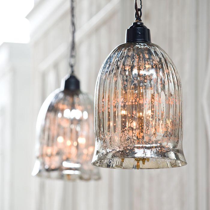 Regina Andrew Design - Hanging Antique Glass Pendant
