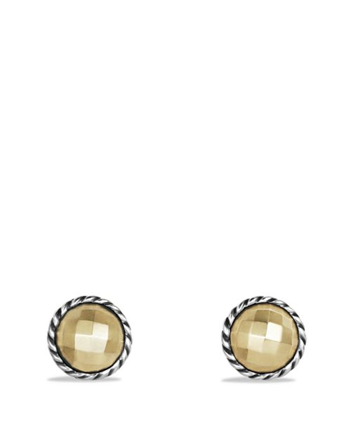 David Yurman - Châtelaine Earrings with 18K Gold