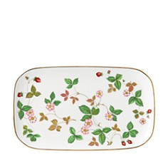 Wedgwood - Wild Strawberry Sandwich Tray